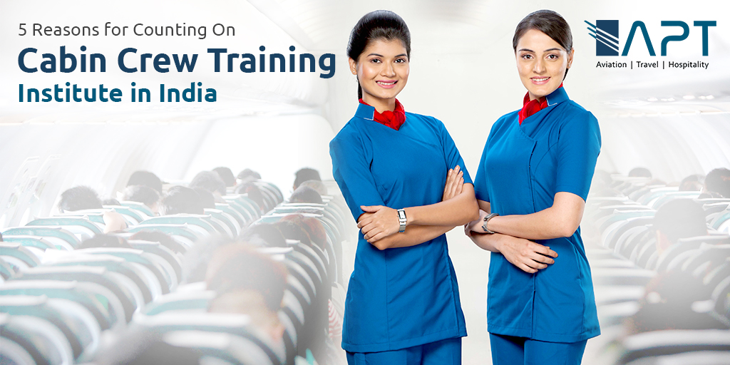 Cabin Crew Training Institute in India