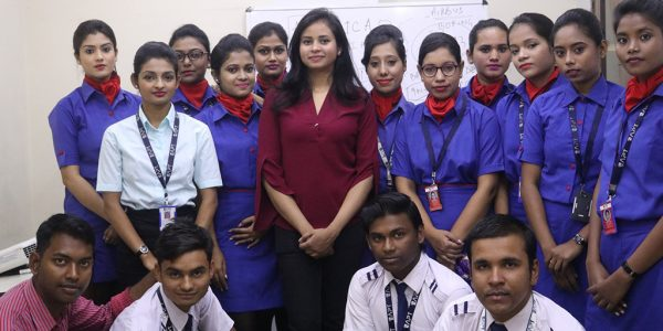 cabin crew training course