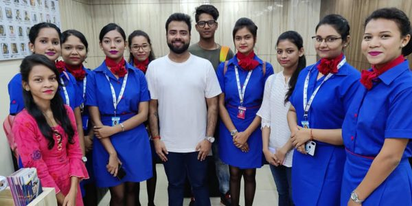 cabin crew training institute in kolkata