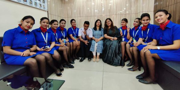 air hostess course fees in kolkata