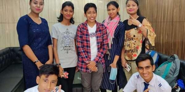 air hostess training fees in kolkata